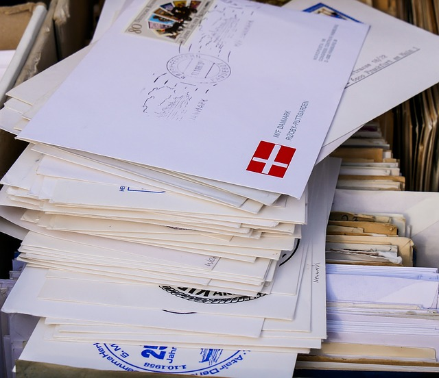 Poštovní plastové a igelitové obálky